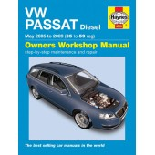 Haynes manual: VW Passat Diesel (June 05 to 10) 05 to 60