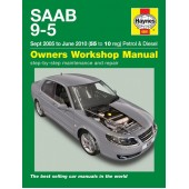 Haynes manual: Saab 9-5 (Sep 05-Jun 10) 55 to 10