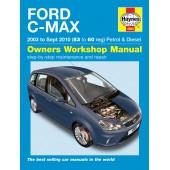 Haynes Ford C-MAX Petrol & Diesel (03 - 10) 53 to 60