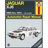 Haynes Jaguar XJ6 1988-1994