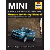 Haynes MINI Petrol & Diesel (Aug 06 -11) 06 to 61