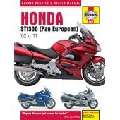 Haynes Honda ST1300 Pan European (02 - 11)