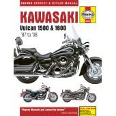 Haynes Kawasaki Vulcan 1500 & 1600 (87-08)