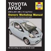 Haynes Toyota Aygo Petrol (05 -11) 05 to 11