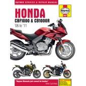 Haynes Honda CBF1000 (06 - 10) & CB1000R (08 - 11)