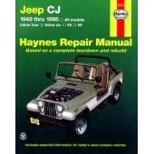 Haynes Jeep CJ (49 - 86)