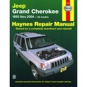 Haynes Jeep Grand Cherokee (93 - 04)