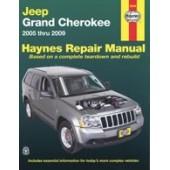 Haynes manual: Jeep Grand Cherokee (05-09) (USA)