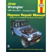 Haynes Jeep Wrangler
