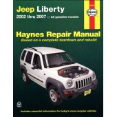 Haynes Jeep Liberty