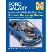 Haynes Ford Galaxy (Sept 00 - Mar 06) X to 06
