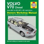 Haynes Volvo V70 Diesel (June 07 – 12) 07 to 61