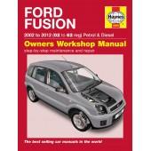 Haynes Ford Fusion Petrol & Diesel (02 - 12) 02 - 62