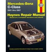 Haynes Mercedes-Benz C-Class 2001 to 2007