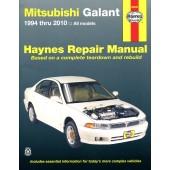 Haynes manual: Mitsubishi Galant (94-03)