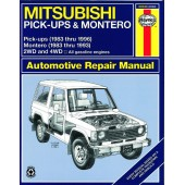 Haynes Mitsubishi Pick-up & Montero (83 - 96)
