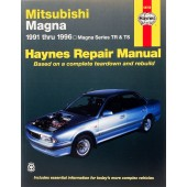 Haynes Mitsubishi Magna (91 - 96)