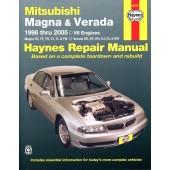 Haynes Mitsubishi Magna