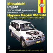 Haynes Mitsubishi Pajero 97-09