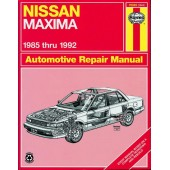 Haynes manual: Nissan Maxima (85-92)