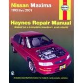 Haynes manual: Nissan Maxima (93-04)