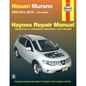 Haynes Nissan Murano 2003-2010 US