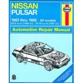 Haynes Nissan Pulsar (83 - 86)