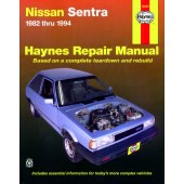 Haynes Nissan Sentra (82 - 94)