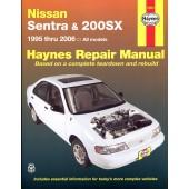 Haynes Nissan Sentra & 200SX