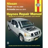 Haynes Nissan Titan '04 - '09 & Armada '04 - '10
