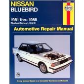 Haynes Nissan Bluebird (81 - 86)