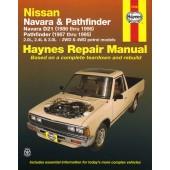 Haynes Nissan Navara & Pathfinder (86 - 96)