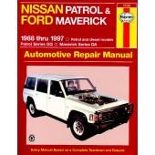 Haynes Nissan Patrol & Ford Maverick (88 - 97)