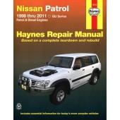 Haynes Nissan Patrol (98 - 11)
