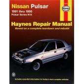 Haynes Nissan Pulsar (91 - 95)