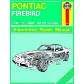 Haynes Pontiac Firebird (70 - 81)