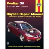 Haynes Pontiac G6