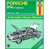 Haynes Porsche 914 (4-cyl) (69 - 76)