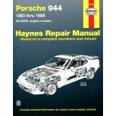 Haynes Porsche 944 (83 - 89)