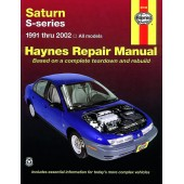 Haynes Saturn S-series (91 - 02)