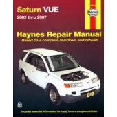 Haynes Saturn VUE 2002 to 2007