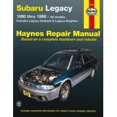 Haynes manual: Subaru Legacy (90-99)