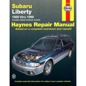 Haynes Subaru Liberty (89 - 98)