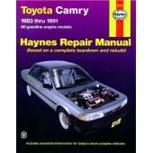 Haynes manual: Toyota Camry (83-91) (USA)