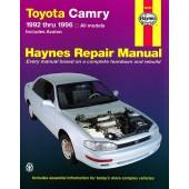Haynes Toyota Camry & Avalon (92 - 96)