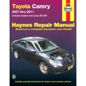 Haynes Toyota Camry '07 - '11