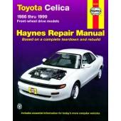 Haynes Toyota Celica FWD (86 - 99)