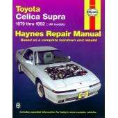 Haynes manual: Toyota Celica Supra (79-92)
