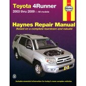 Haynes Toyota 4Runner 2003 to 2009