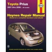 Haynes manual: Toyota Prius 2001-2008 (USA)